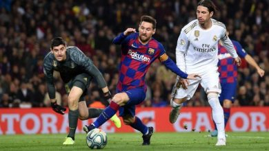 EgyNow ايجي ناو مباراة ريال مدريد وبرشلونة بث مباشر اليوم