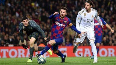 مشاهدة مباراة ريال مدريد وبرشلونة بث مباشر اليوم 10-4-2021