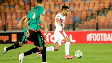 شاهد أهداف الزمالك اليوم أمام مولودية الجزائر في دوري أبطال أفريقيا