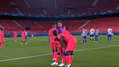 نتيجة مباراة تشيلسي ضد بورتو في دوري أبطال أوروبا