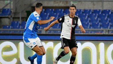 مشاهدة بث مباشر مباراة يوفنتوس ونابولي اليوم 07-04-2021