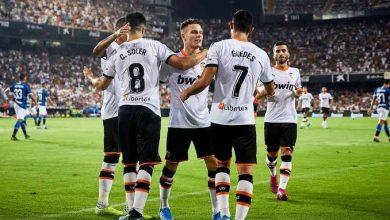 نتيجة مباراة قادش ضد فالنسيا في الدوري الأسباني