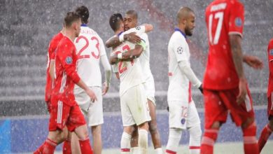 شاهد مباراة باريس سان جيرمان وبايرن ميونيخ بث مباشر لايف