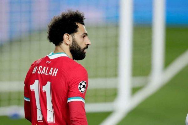 هدف محمد صلاح اليوم في مرمي ريال مدريد