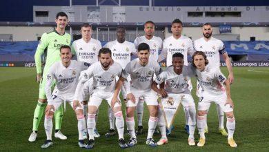 نتيجة مباراة ريال مدريد ضد ليفربول في دوري أبطال أوروبا