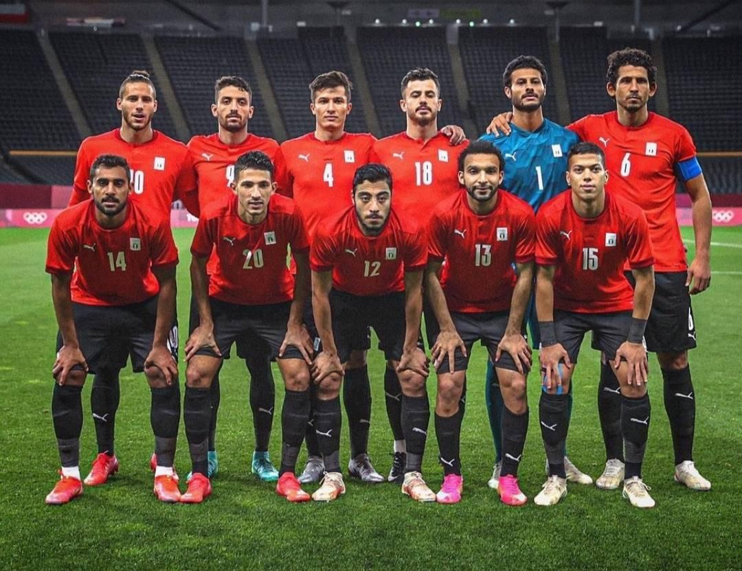 منتخب مصر الأولمبي مباريات